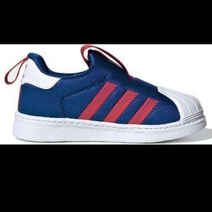 3/$30 ADIDAS Superstar 360 Slip On Sneakers